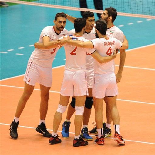 جام جهانی والیبال؛ پایان جام برای ایران با پیروزی بر مصر