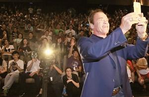 چین بر هالیوود غلبه میکند