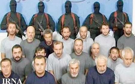 آزادی ۱۶ کارگر ترک در بغداد