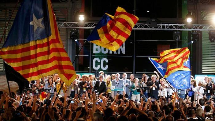جدایی طلبان کاتالونیا ۶ کرسی تا اکثریت مطلق و استقلال