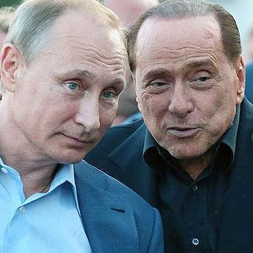 برلوسکنی: پوتین رهبر شماره یک جهان است