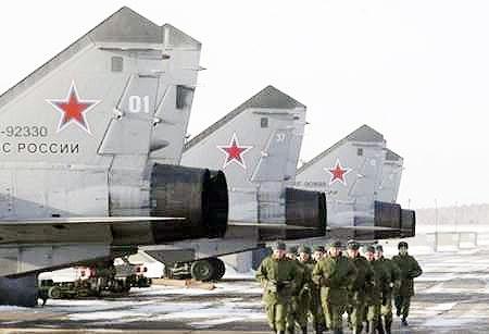 ارتش روسیه مجوز انجام عملیات در خارج را گرفت
