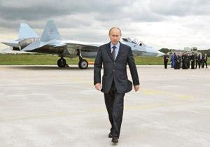 روسیه عملیات نظامی درخاک سوریه را آغاز کرد