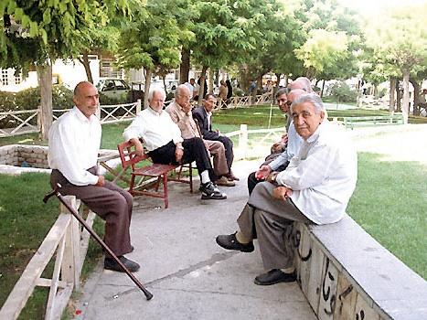 ۶میلیون سالمند ایرانی در خطر فراموشی
