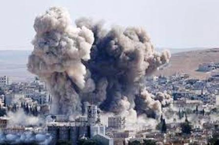 حمله هوایی جنگنده های سعودی به یک بیمارستان در صعده یمن