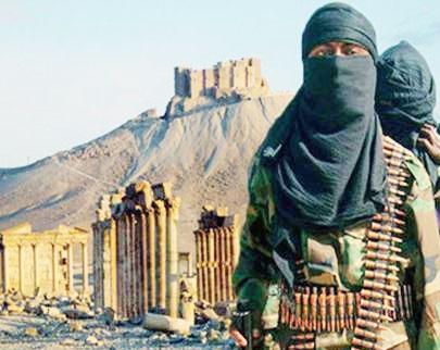 داعش بخش دیگری از شهر باستانی تدمر را ویران کرد