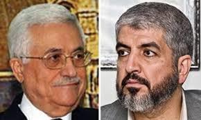 هشدار خالد مشعل به محمود عباس