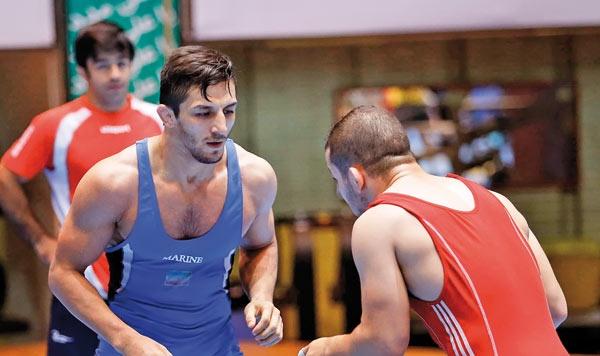 فرنگیکاران در اندیشه مدال و کسب سهمیه المپیک