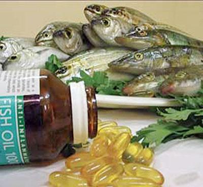 چند خاصیت مهم برای روغن ماهی