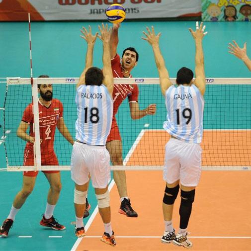 تیم ملی والیبال ایران در اولین گام مغلوب آرژانتین شد؛ کواچ حریف ولاسکو نشد