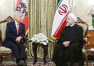 ایران و اتریش ۴ سند همکاری امضا کردند