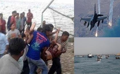 کشته شدن ۲۲ هندی در حمله جنگنده های سعودی