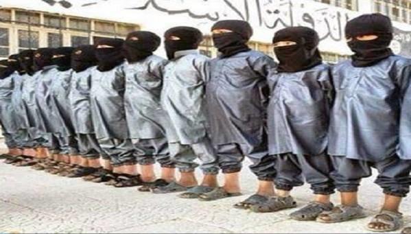 ISIS-childen