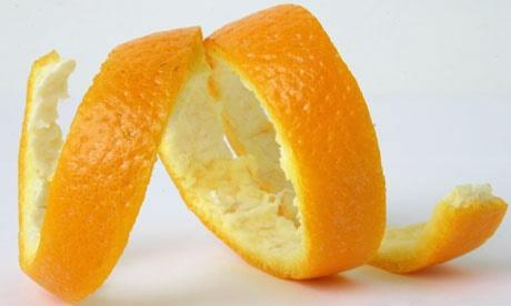 آشنایی با خواص غذایی پوست میوهها