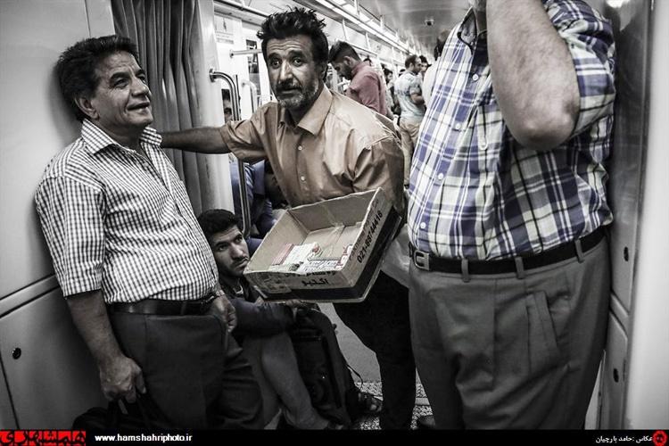 آژانس عکس همشهری / عکاس: حامد بارچیان