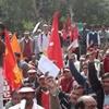 اعتصاب ۳۰۰ میلیون کارگر هندی در اعتراض به اصلاحات اقتصادی دولت