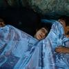 عکس روز: بچههای آواره در ایستگاه فطار