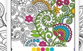 اپلیکیشن کتاب رنگآمیزی برای بزرگسالان