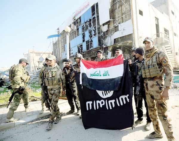 پیروزی بر داعش