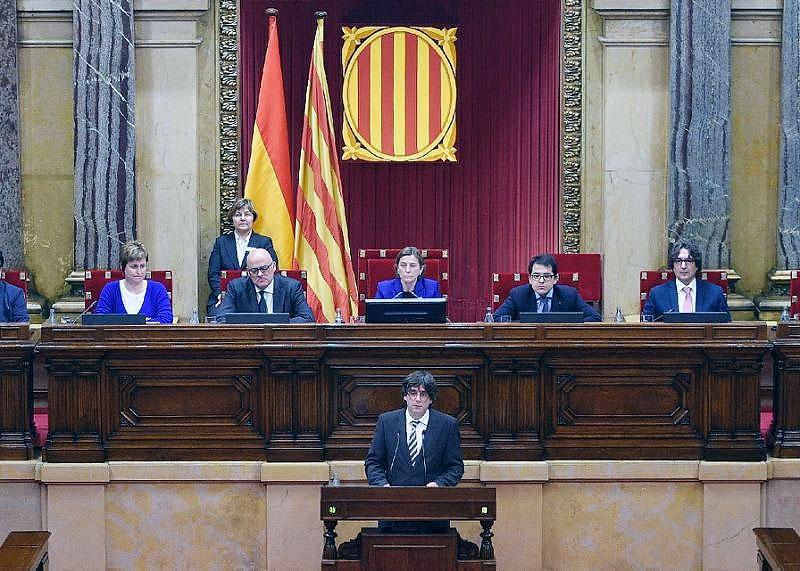 کارلس پوجدمونت رئیس جدید دولت کاتالونیا شد