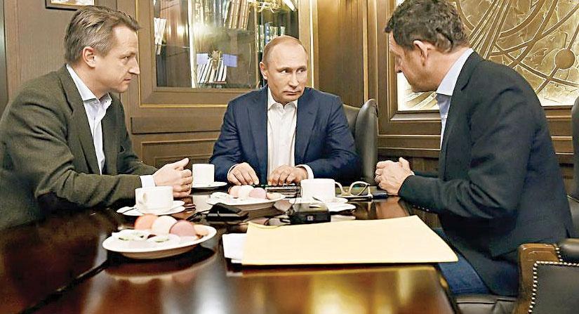 پوتین: روسیه و غرب راهها را اشتباه رفتند