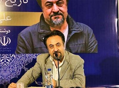 گزارش هشتمین نشست تاریخ شفاهی مطبوعات ایران با حضور علی سرهنگی