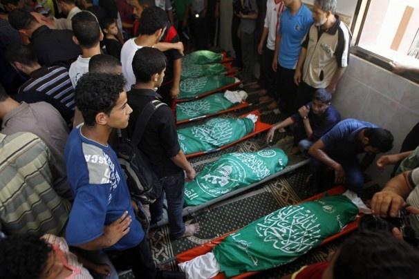یک شهید و سه زخمی در اثر شلیک توپخانه رژیم صهیونیستی به شمال غزه