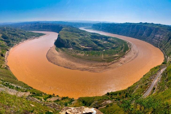 آشنایی با رود خوانگ خه
