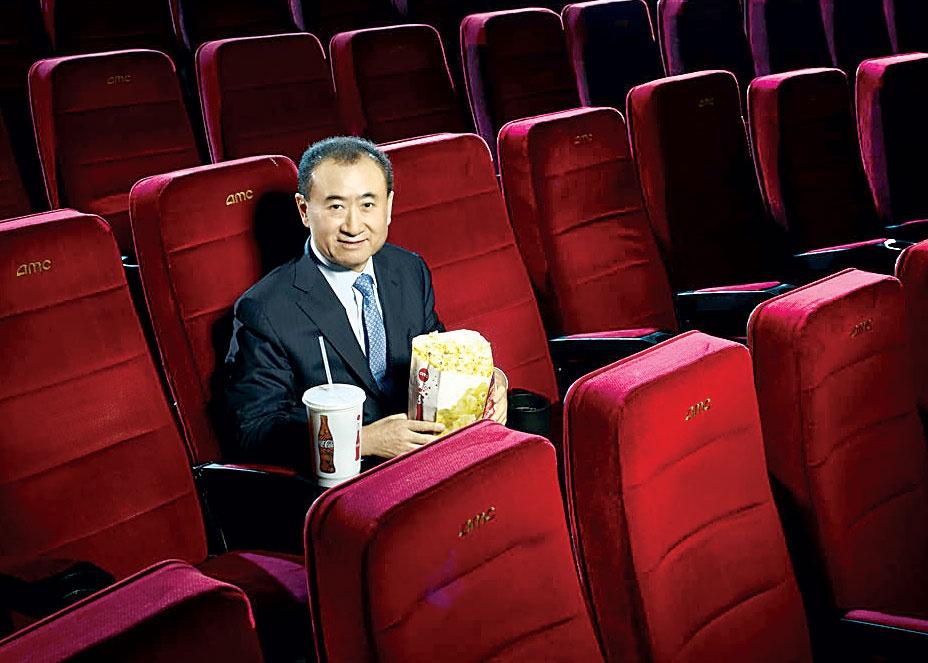 معامله ۳.۵ میلیارد دلاری چین با هالیوود