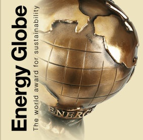 The ENERGY GLOBE Award