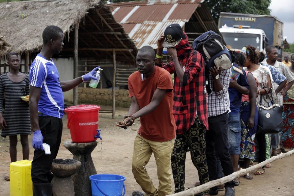 یک روز پس از اعلام پایان همهگیری ابولا، مورد جدید بیماری در سیرالئون