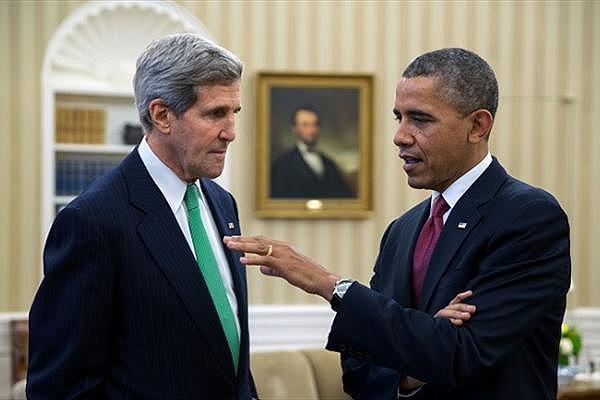 تفویض اختیار اوباما به کری برای انجام مقدمات لغو تحریمهای ایران