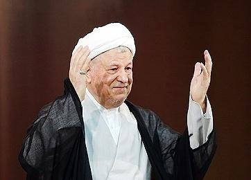 هاشمی رفسنجانی: لغو تحریمها مبارک مردم