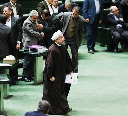 رئیس جمهور بودجه ۹۵ و برنامه ششم را ۲۷ دی تقدیم مجلس میکند