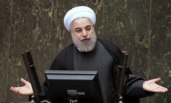 روحانی: ارائه بودجه پیش از رفع تحریمها به صلاح نبود