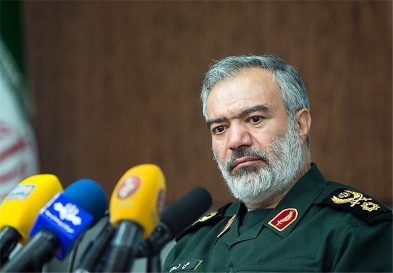 سردار فدوی: اطلاعات فراوانی از حمله به عینالاسد داریم | خود آمریکاییها اعتراف میکنند