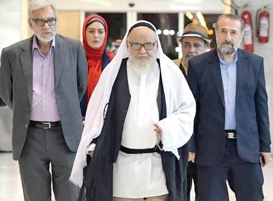 بادیگارد یا نمایندگان ایران در برلین؟