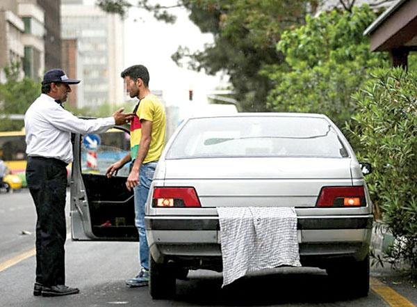 افزایش نرخ جرایم رانندگی غیرقانونی است؟