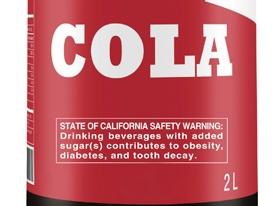 تاثیر برچسبهای هشدار سلامت در نخریدن نوشابههای شیرین