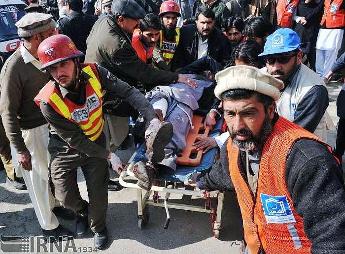 حمله تروریستی به یک دانشگاه در پاکستان با ۲۶ کشته پایان یافت