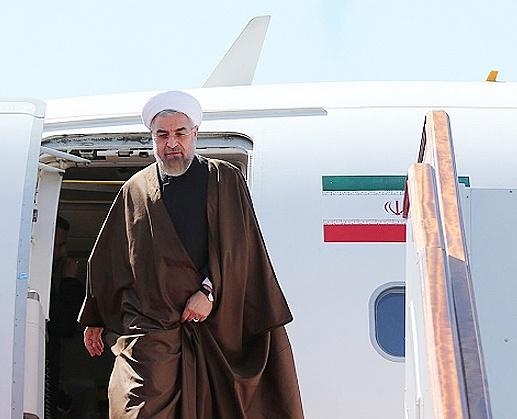 روحانی ۵ بهمن به رم میرود؛ مقصد بعدی پاریس