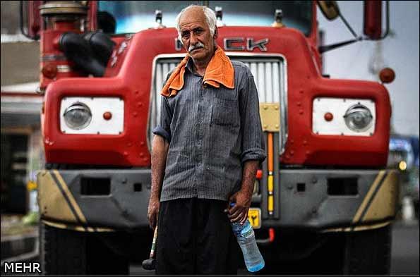 احتمال سخت و زیانآور شدن شغل رانندگان وسایل نقلیه عمومی