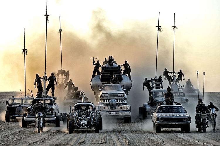 محموعه تصاویر فیلمهای اسکار ۸۸| مکس دیوانه: جاده خشم