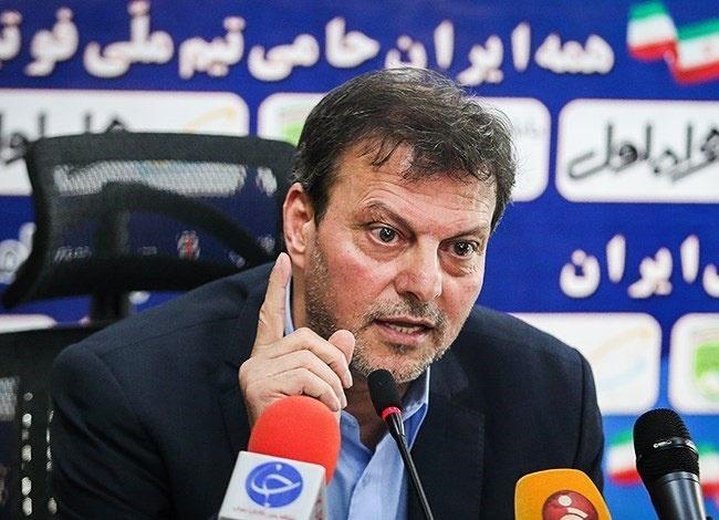 پیشنهادات ایران مورد قبول کنفدراسیون فوتبال آسیا قرار گرفت
