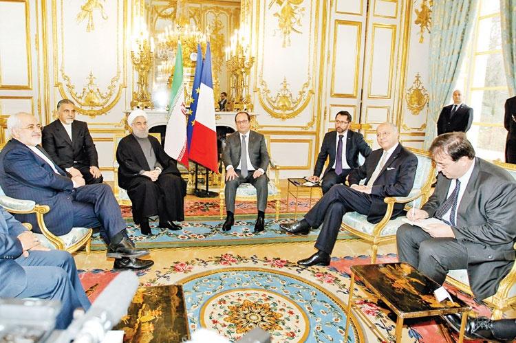 لبخند اروپا به بازار ایران