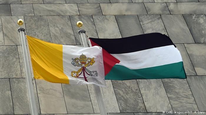واتیکان توافقنامه به رسمیت شناختن کشور فلسطین را اجرایی کرد