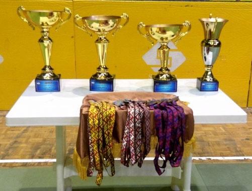 پایان مسابقات جودو قهرمانی کشور بانوان با معرفی نفرات برتر