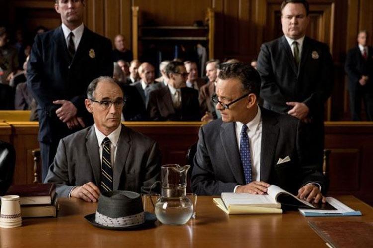 فیلمهای نامزد اسکار ۲۰۱۶ | پل جاسوسها
