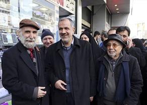 تهرانگردان به تئاترگردی رفتند | یادی از درگذشتگان و دیدار با پیشکسوتان تئاتر