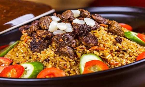 آشنایی با روش تهیه چلو گوشت به سبک آذربایجانی